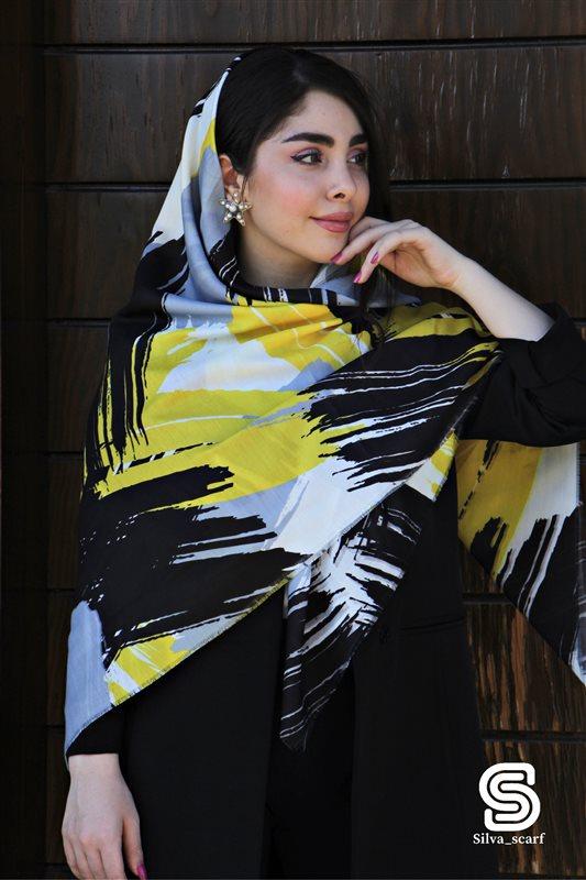 روسری نخی - طرح زرطوسا
